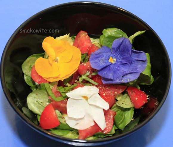 sałatka z kwiatami3