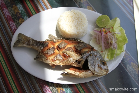 ryba w peru