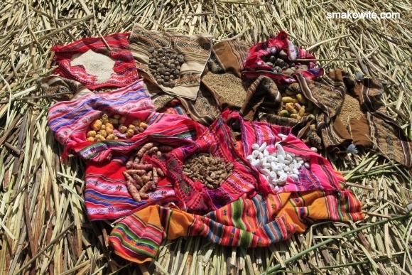ziemniaki peruwiańskie