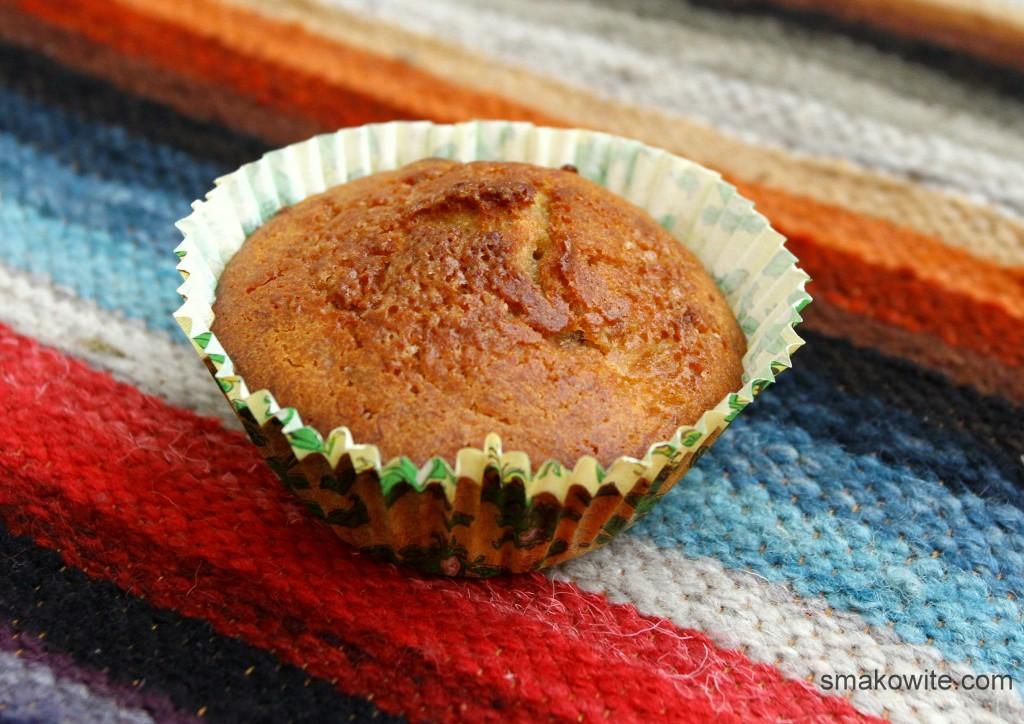 muffinki bananowe z cynamonem