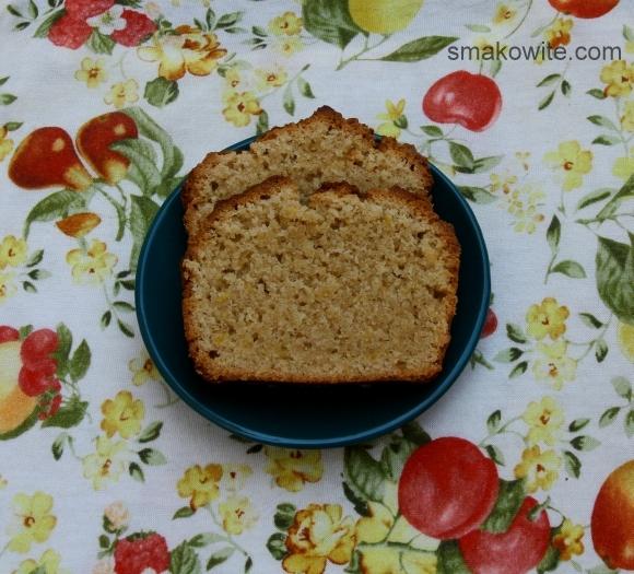 niedzielne ciasto migdałowo-cytrynowe 1