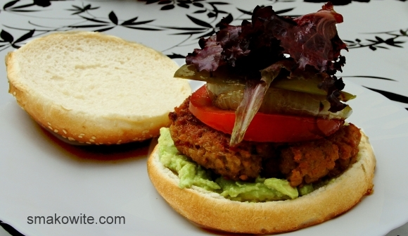 burger-wegetariański