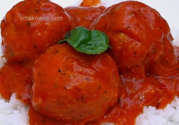 pulpety z kaszy jaglanej w sosie pomidorowym 2a