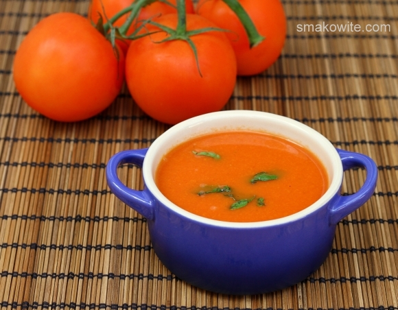 zupa pomidorowa kremowa