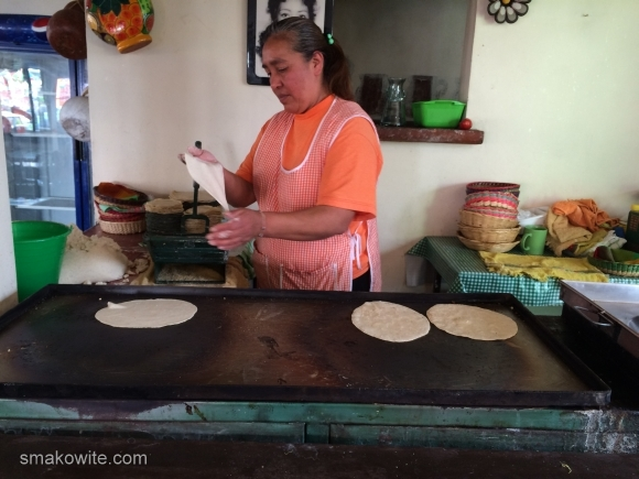 pieczenie tortilli tres marias