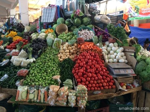 targ atlixco warzywa