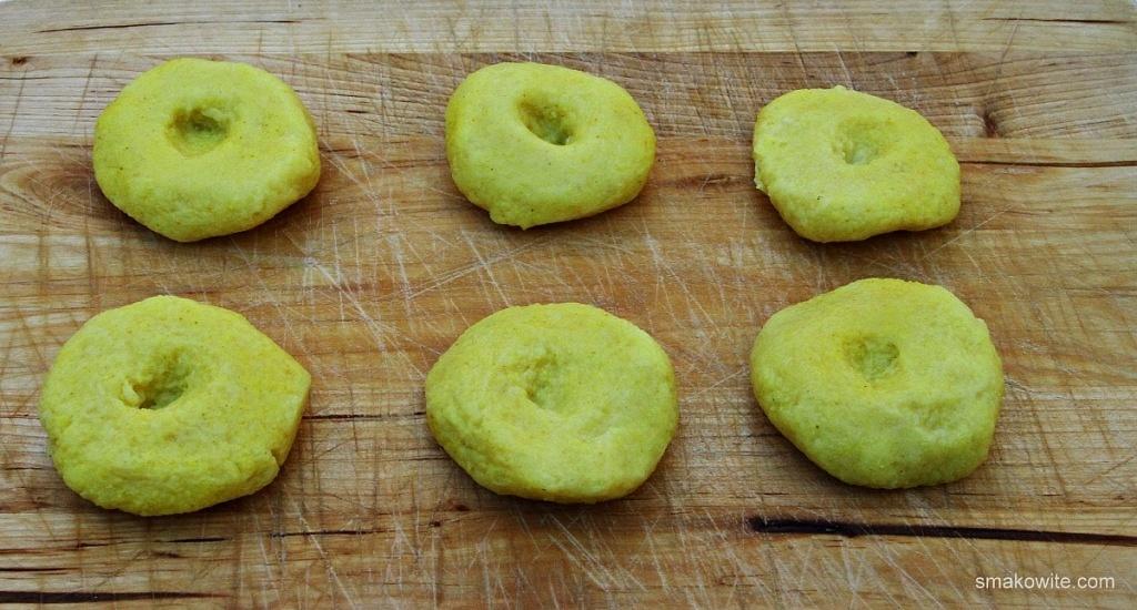 kluski śląskie z kaszy jaglanej