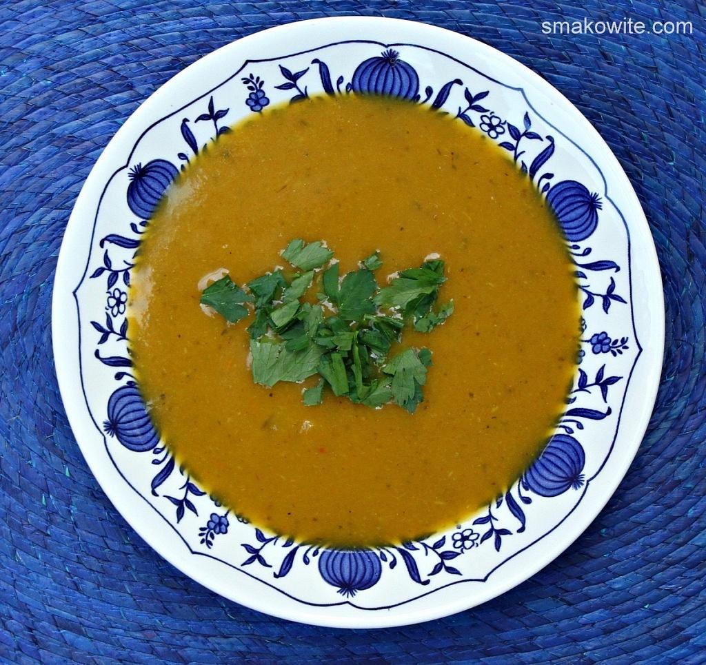 zupa krem wielowarzywna